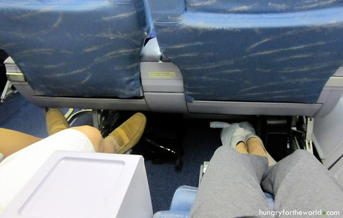 bigger legroom