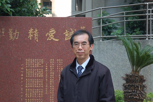 Dr. Chih-Jen Tseng, Vice President of Chung Shan Medical University Hospital