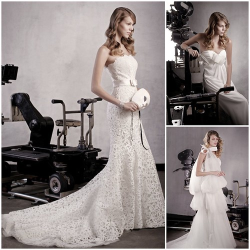 Lusan Mandogus bridal gowns, Potomac, MD, couture