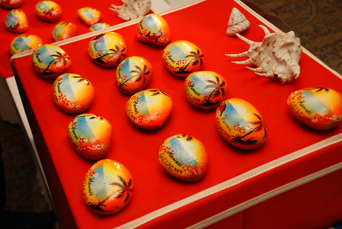 colourful stone art for Great Eastern Achievers Nite 2011 - n