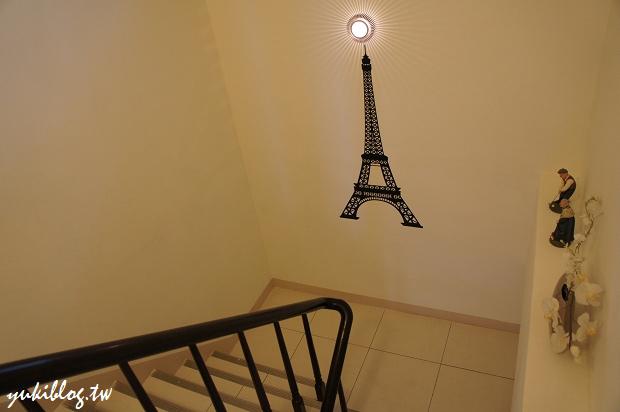 羅東民宿巴黎鐵塔