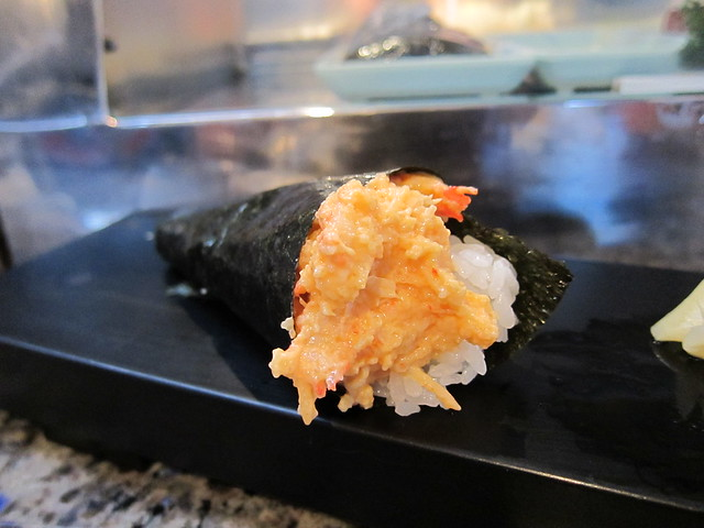 Spicy Lobster Hand Roll