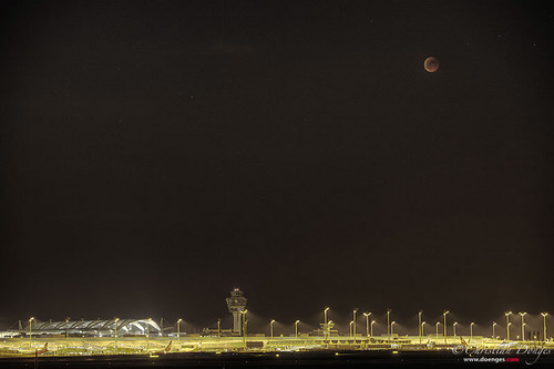 Airport Eclipse