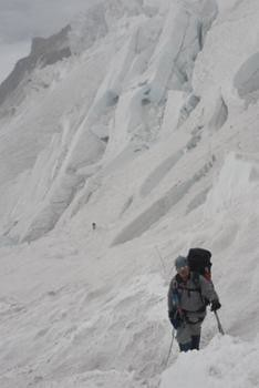 Emmons Glacier Route to Summit
