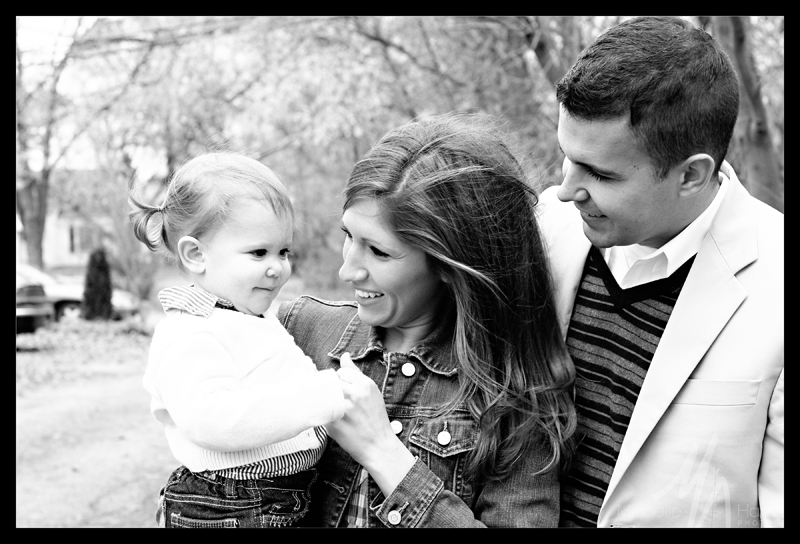 Cohorn Family 4 bw blog
