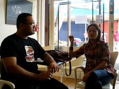 Raymond Sagapolutele + Shigeyuki Kihara (Colour Me Fiji) Tags: freshgalleryotara shigeyukikihara raymondsagapolutele