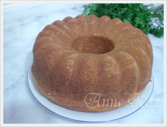 hindistan cevizli tropik kek