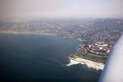 4811 Smoke over La Jolla (Kevin Baird) Tags: sandiego smoke lajolla aerial 2007 witchfire
