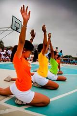 Oct 12 - Inauguración Olimpiadas '09