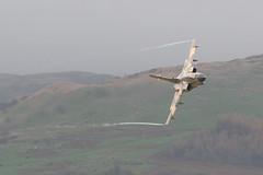 """Holy Grail"" of Low Level (PhoenixFlyer2008) Tags: wales lancashire bae tornado vapour tsp lowlevel cadair machloop warton royalsaudiairforce fastjet lfa7 tornadosustainmentprogramme"