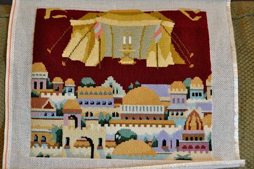 Matriarchs Torah cover