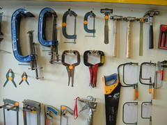 tools wall by Mr Thinktank, on Flickr