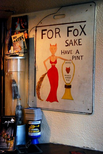 for fox sake! galway