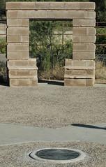 20091107 Rillito River (Henge) Sun Circle (lasertrimman) Tags: arizona sun circle stonehenge henge rillito suncircle pimacounty pimacountyarizona rillitoriverpark pimacountypark rillitosuncircle