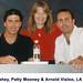 Jeff Fahey, Patty Mooney & Arnold Visloo