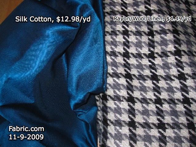 Fabric.com 11-9-09