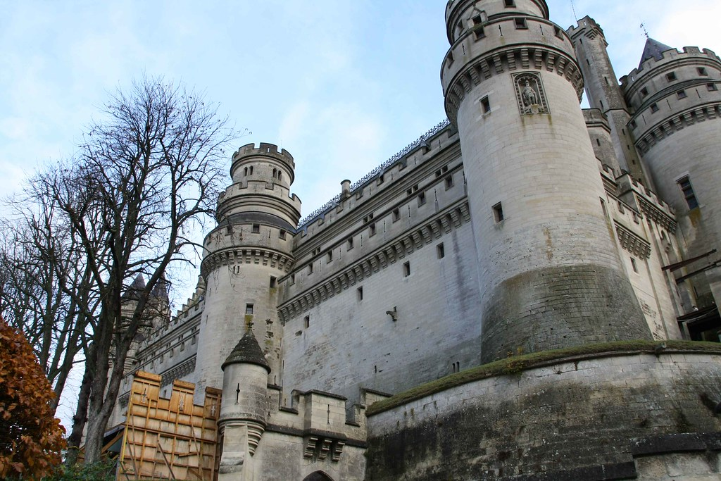 France - Pierrefonds