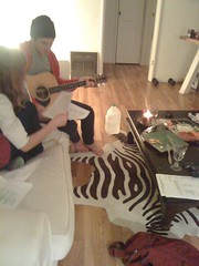 Christy and Kyle jamming again