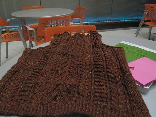 November Knit and Study