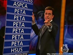 On Notice (but really Dead to Me) - ASPCA, PETA & HSUS
