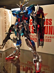 AFA09 (nighteye) Tags: colour version mg chrome gundam 2009 bandai impulse 1100 gundamseeddestiny coating zgmfx56s animefestivalasia afa09