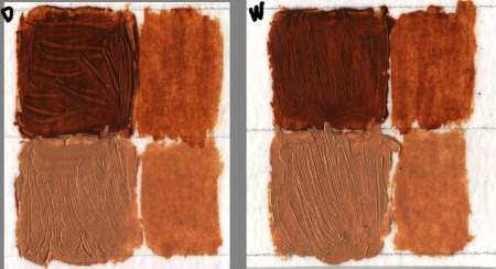 Holbein DUO Lightfast Test 4141373021_cb346d979c_o