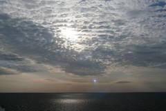 #0528 Sunrise near Denmark coast (Fjordblick) Tags: ocean sea sky panorama sun nature clouds sunrise denmark meer natur norwegen himmel wolken h 1001nights sonne dnemark danmark sonnenaufgang dansk norsk 1001nightsmagiccity mygearandme mygearandmepremium mygearandmebronze mygearandmesilver mygearandmegold mygearandmeplatinum mygearandmediamond