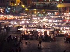 SDC17496 ((RJG)) Tags: morocco maroc marrakech medina oldtown djemaaelfna bigsquare