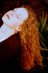 I Fall to Sleep in Hopes............ (Deborah Valentin) Tags: girl daughter redhair mybeautifuldaughter vividandstriking