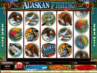 Alaskan Fishing slot game online review