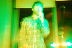 gepe (Hola Jorlo) Tags: chile santiago color lomography opera bellasartes colores colorsplashflash musica gepe gepinto josemigueldelabarra operacatedral musicachilena gepeenvivo