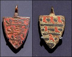 Horse ornaments (Kotomi_) Tags: england london museum europe gallery medieval exhibition va victoriaandalbertmuseum renaissance southkensington