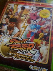 The joy of Street Fighter
