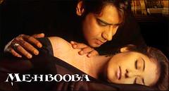 Mehbooba poster