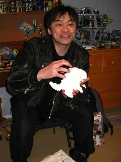 Junichi Yajima of Dream Rockets