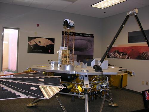 Phoenix Mars Mission spacecraft