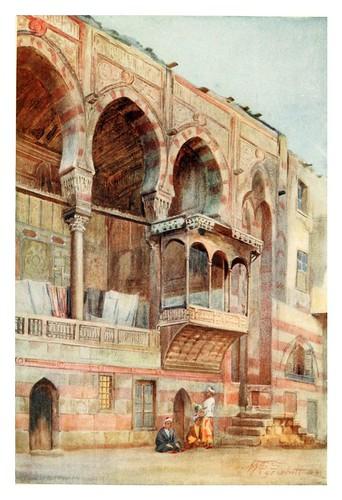 024-Palacio del Bey Kait en el Cairo-Cairo, Jerusalem, and Damascus..1907- Margoliouth D. S.