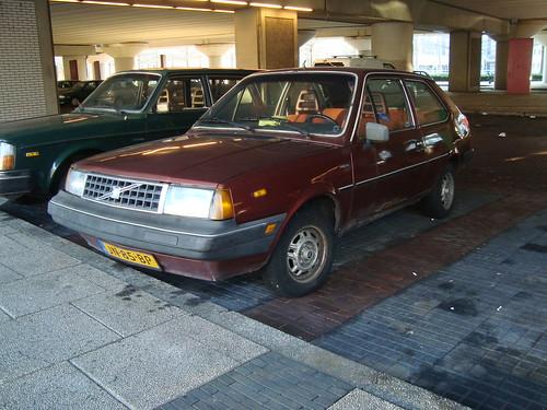 Volvo 340 Turbo. 1983 Volvo 340 GL (variomatic)