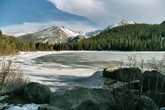 Rocky Mountains - Bear Lake