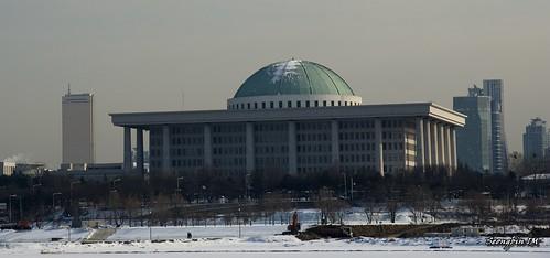 The National Assembly of the Korea. (대한민국 국회의사당)