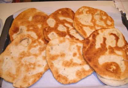 BBB Naan: All done!