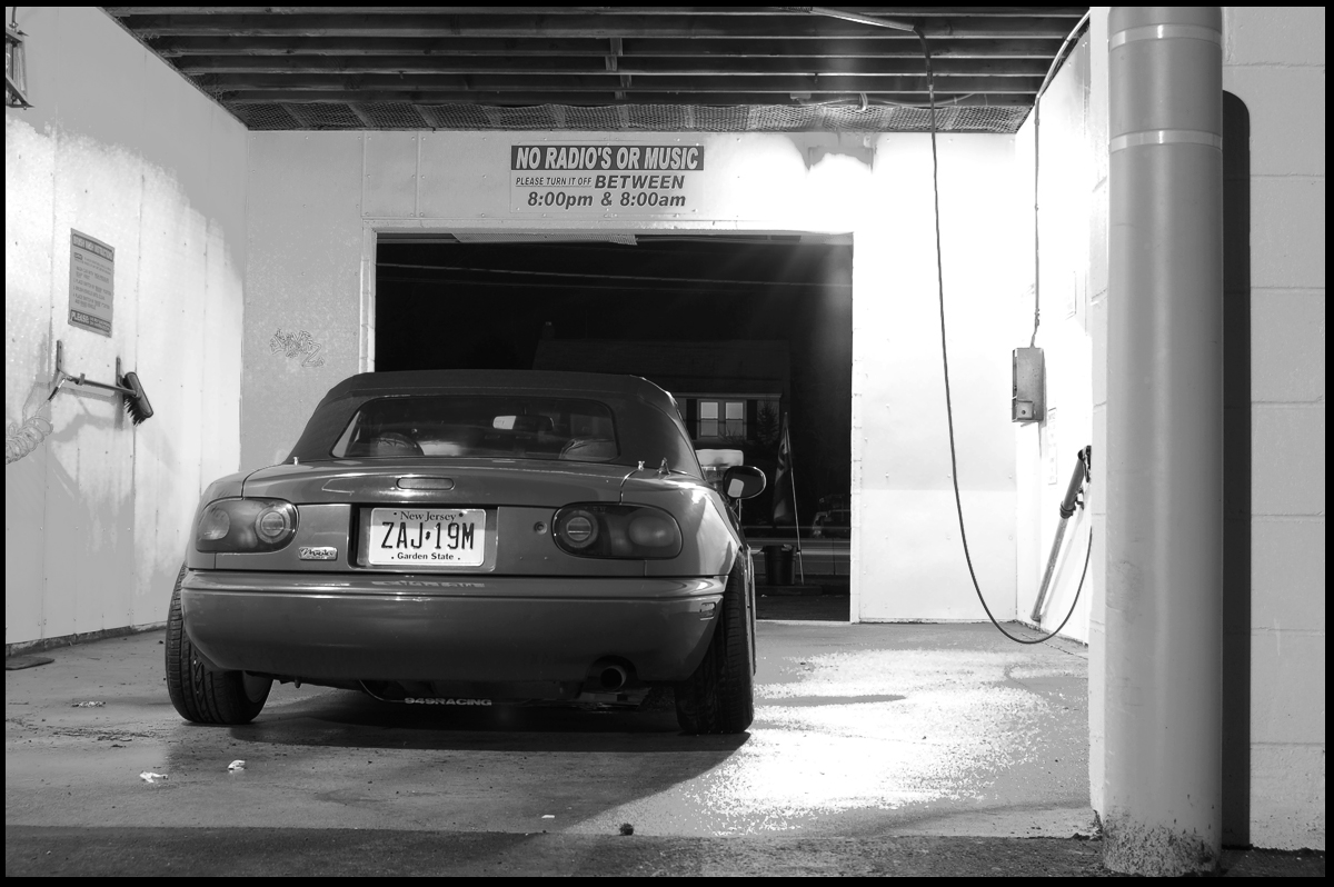 Ne0z 1990 Miata Build Thread