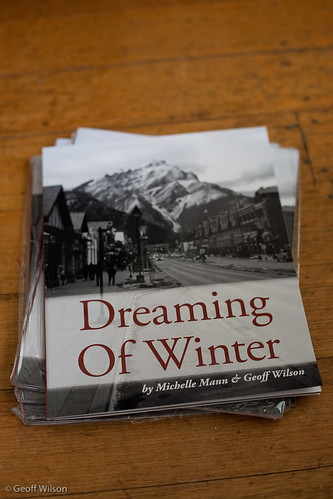 Dreaming of Winter – The Book