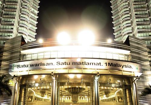 1Malaysia?