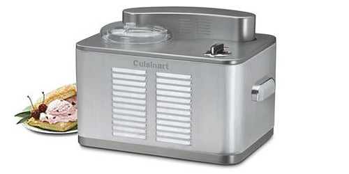 Cuisinart-BC-50A-L Supreme Commercial Quality Ice Cream Maker