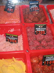 Rissoles?  Meatballs anyone?