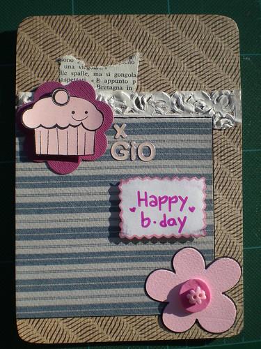 b-day card