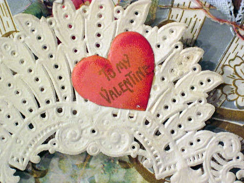 To My Valentine, detail