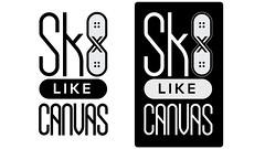 logo_Sk8 like Canvas (.krayon) Tags: logo graphics like canvas skate sk8 krayon klevra