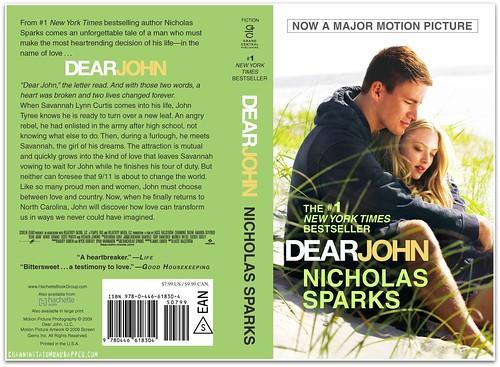 dear john novel